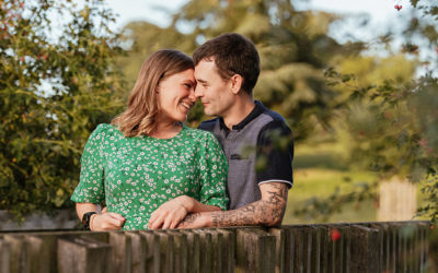How To Relax, Be Yourself and Get Heartfelt Engagement Photos