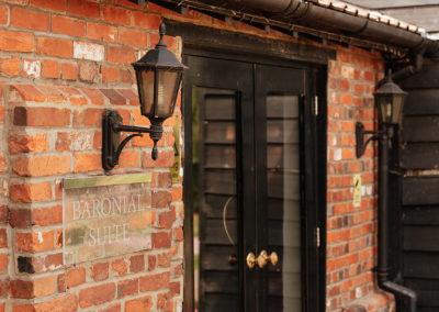 Baronial Suite at Crondon Park