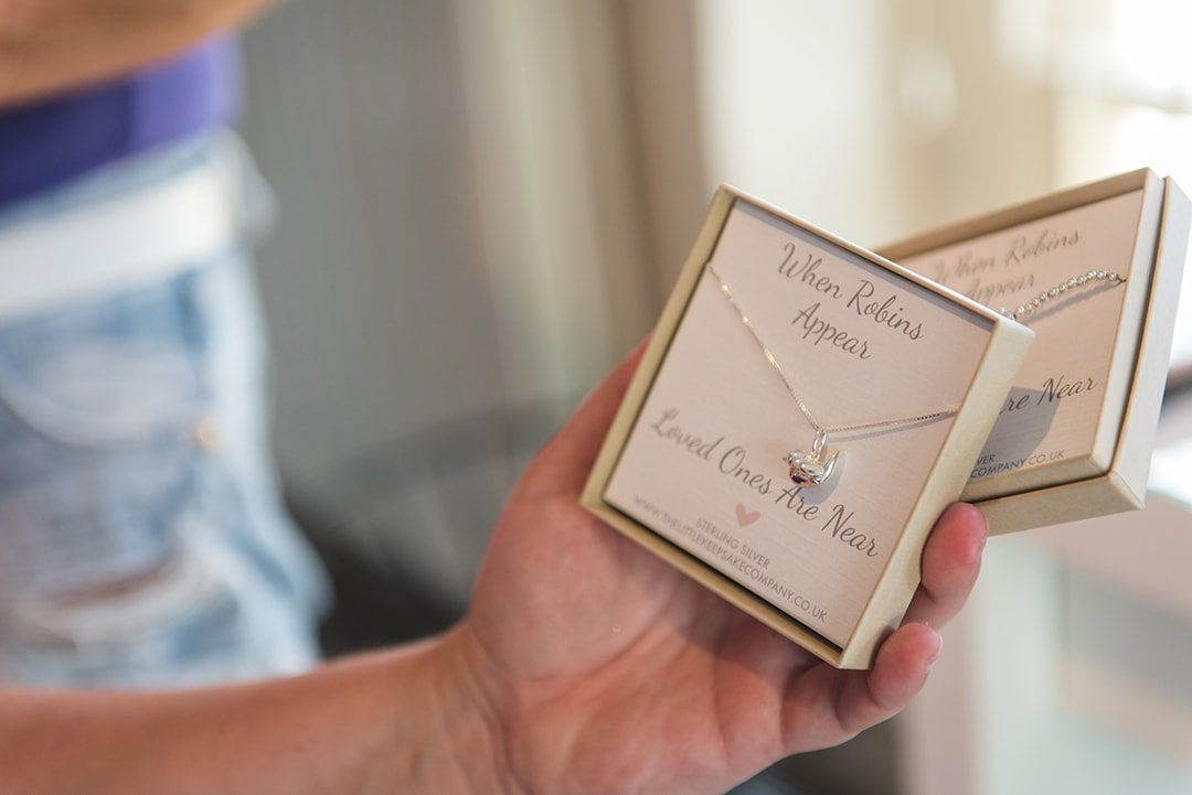 Gift given to the Bride by her Groom