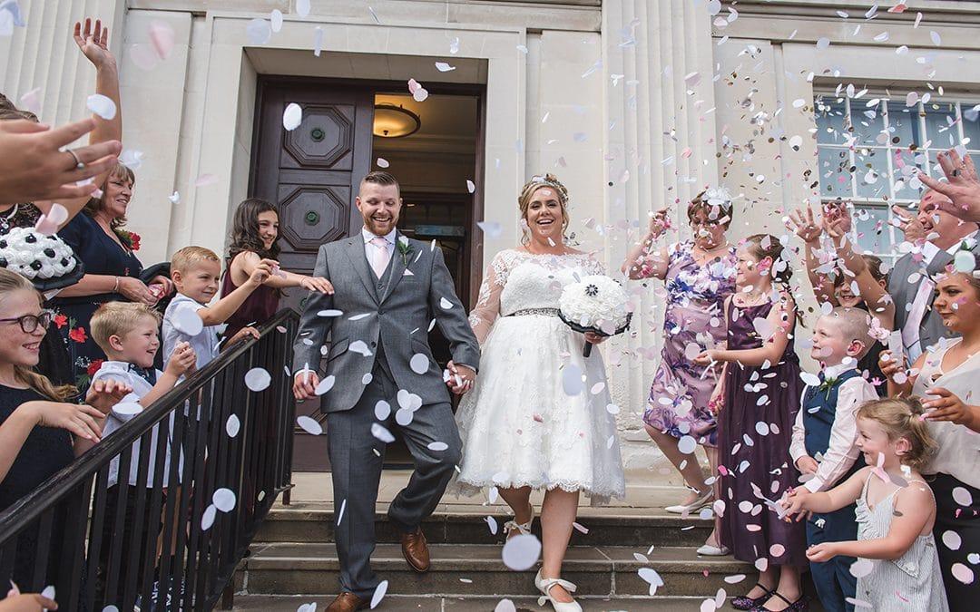 Hertford Wedding Photography | Tara & George 7.7.18