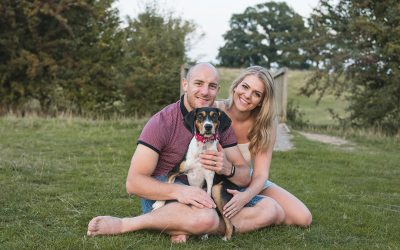 Harlow Pet Photography | Lola's Dog Session at Pishiobury Park