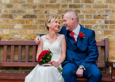 Harlow Wedding Photography Couples Portrait