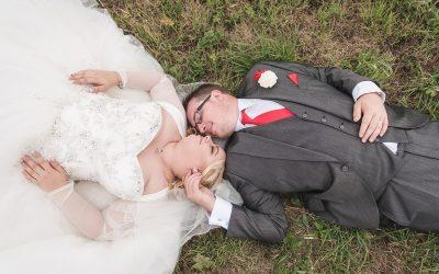 Spider-Man Kiss Couple's Portraits | Wedding Photography, Crondon Park