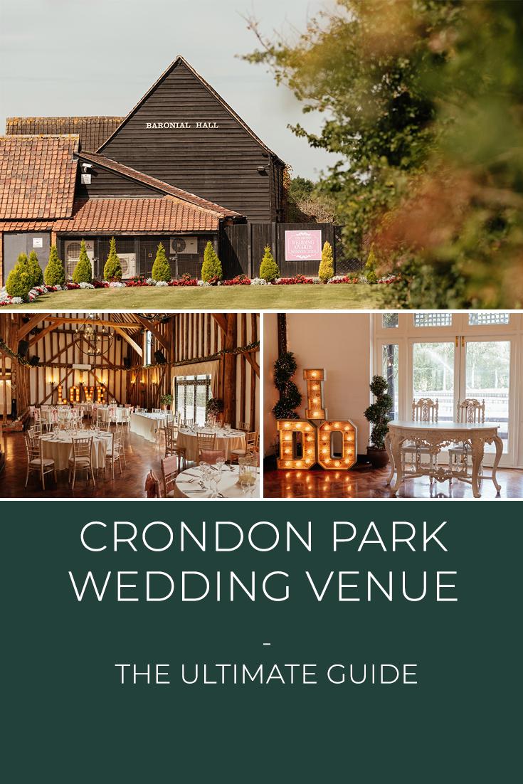 Crondon Park Wedding Venue The Ultimate Guide