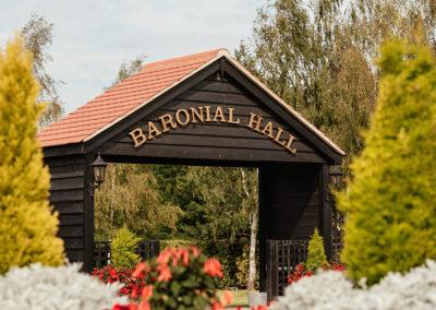 Baronial Hall Pagoda at Crondon Park