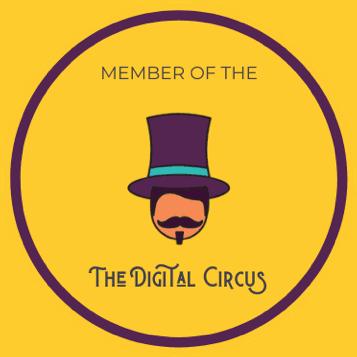 Digital Circus Badge