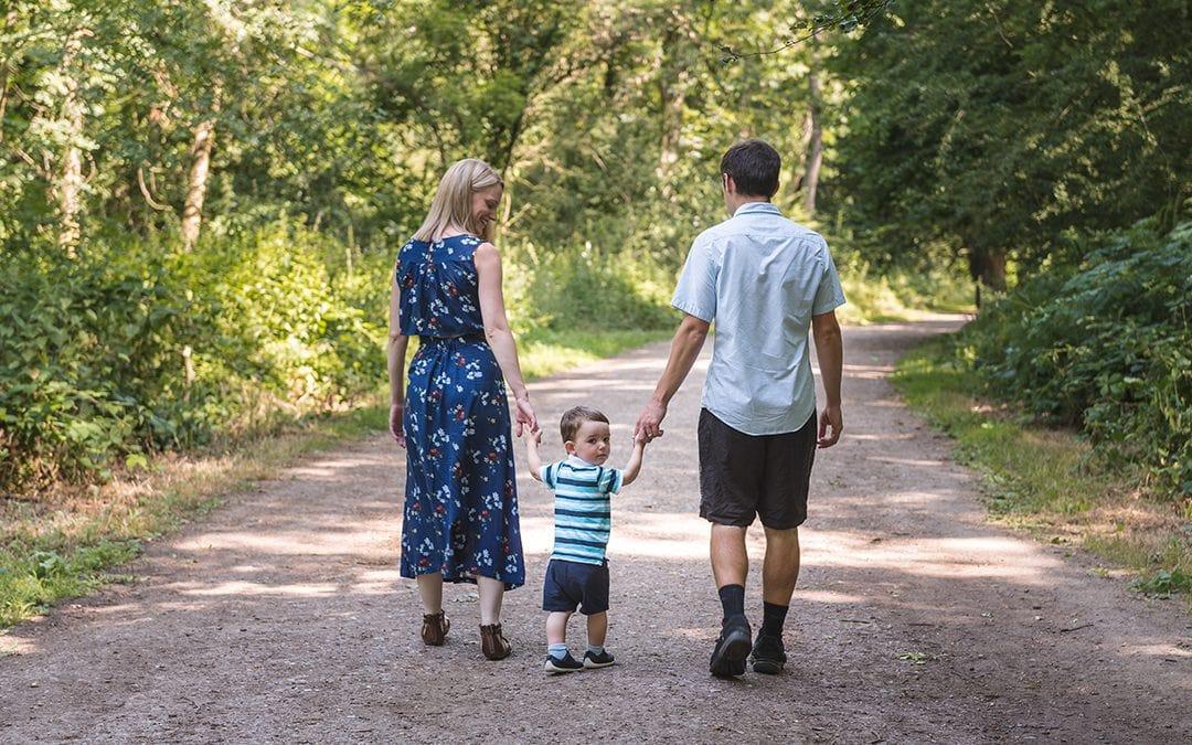 Ashridge Estate Family Photography, Berkhamsted