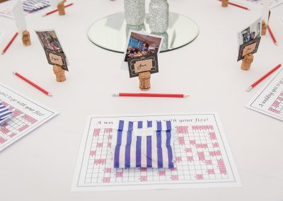 Fun Wedding Game Ideas at Southsea Castle