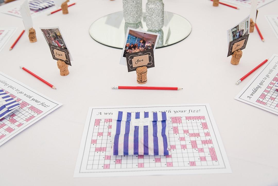 Intimate wedding ideas Fun Wedding Game Ideas at Southsea Castle