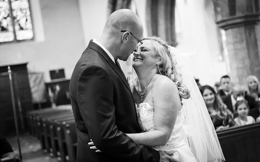 Hatfield Peverel Wedding Photographer | Karen & Phil's Ceremony