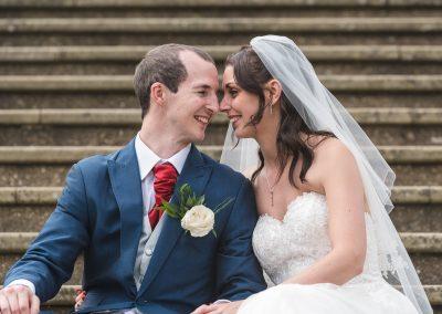Cute natural couples photography at Hunton Park