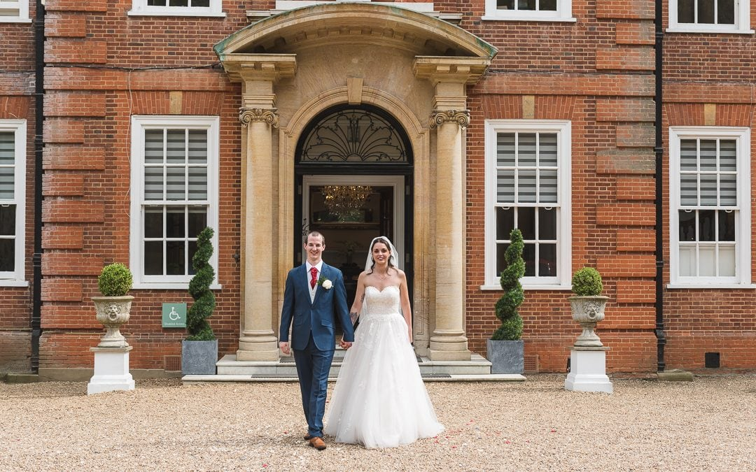Hunton Park Wedding Photography | Daniel & Katie's Wedding | 03.08.19