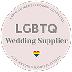 LGBTQ Wedding Supplier - Wedding Business School