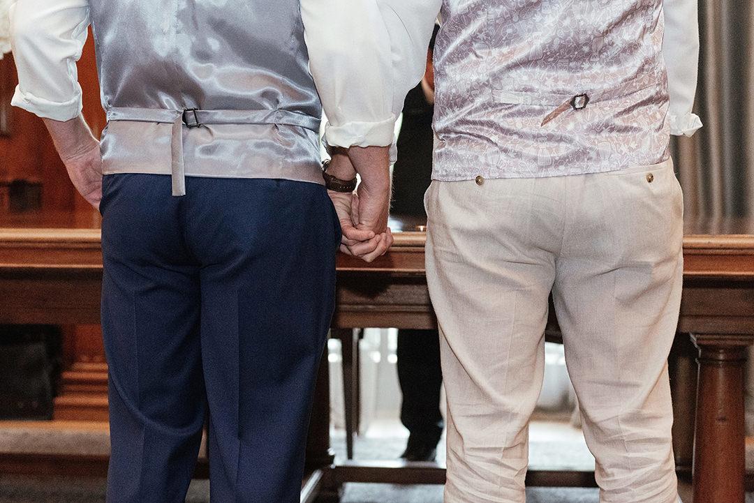Marylebone Town Hall Wedding Ceremony