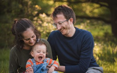 Candid and Natural Family Photography in Harlow, Essex
