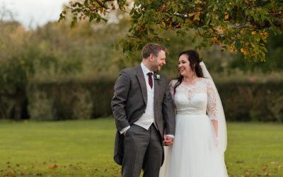 Colville Hall Wedding Photography – Becky & Ben
