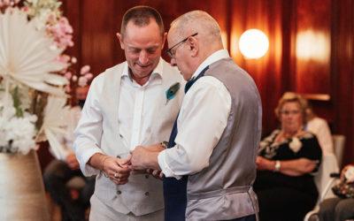 Old Marylebone Town Hall Wedding – Richard & Ricardo