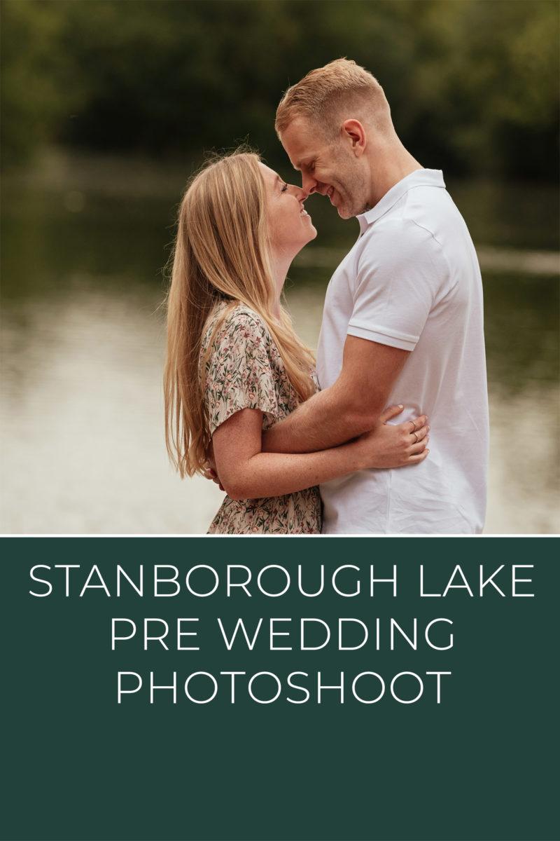 Stanborough Lake Pre Wedding Photoshoot