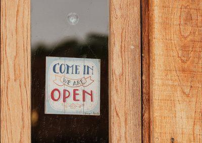Tewin Bury Farm Hotel Farm Shop Sign