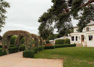 Tewin Bury Farm Hotel Farmhouse and Gardens