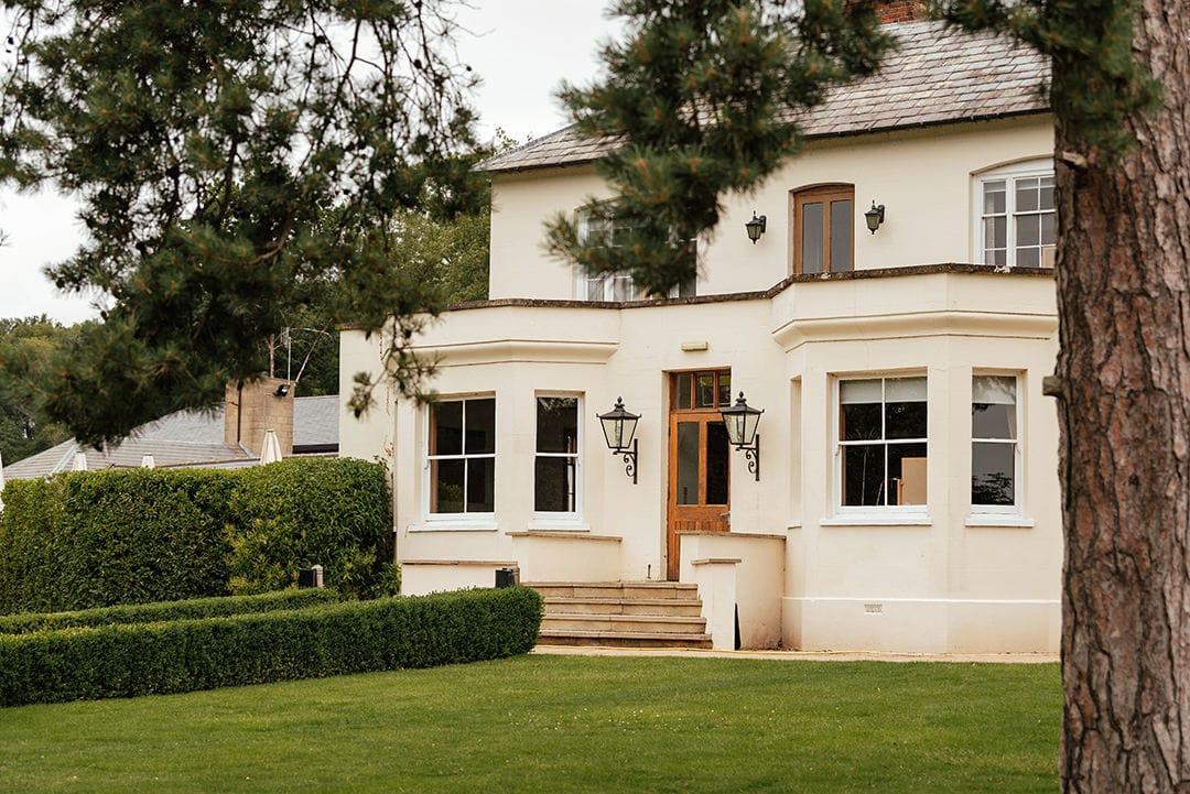 Tewin Bury Farm Hotel Farmhouse