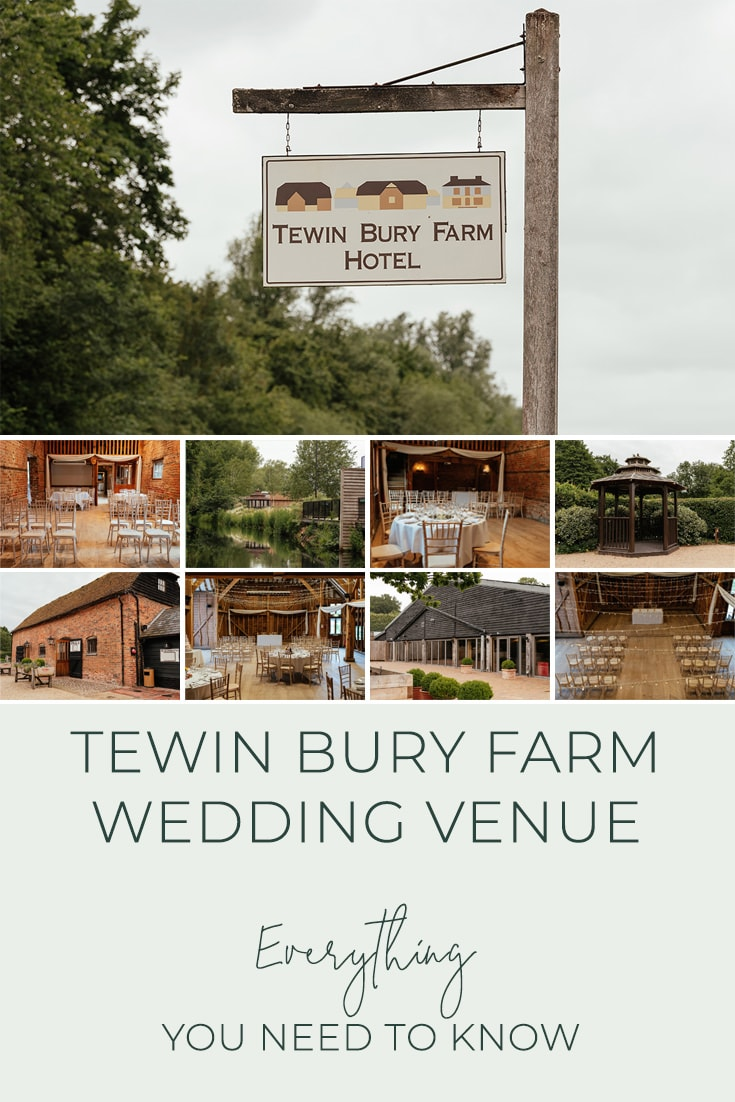 Tewin Bury Farm Wedding Venue - Everything You Need to Know