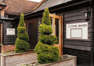 Tewin Bury Farm Wedding Venue The Tythe Barn