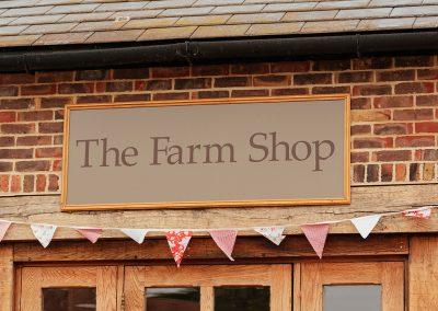 The Farm Shop at Tewin Bury Farm