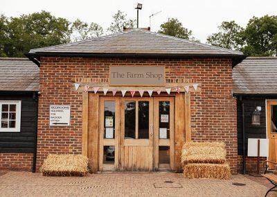 The Farm Shop at Tewin Bury Farm Hotel