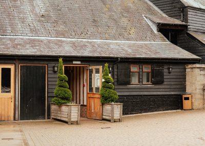 The Tythe Barn Tewin Bury Farm Wedding