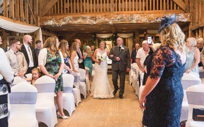 5 Great Barn Wedding Venues in Essex & Hertfordshire
