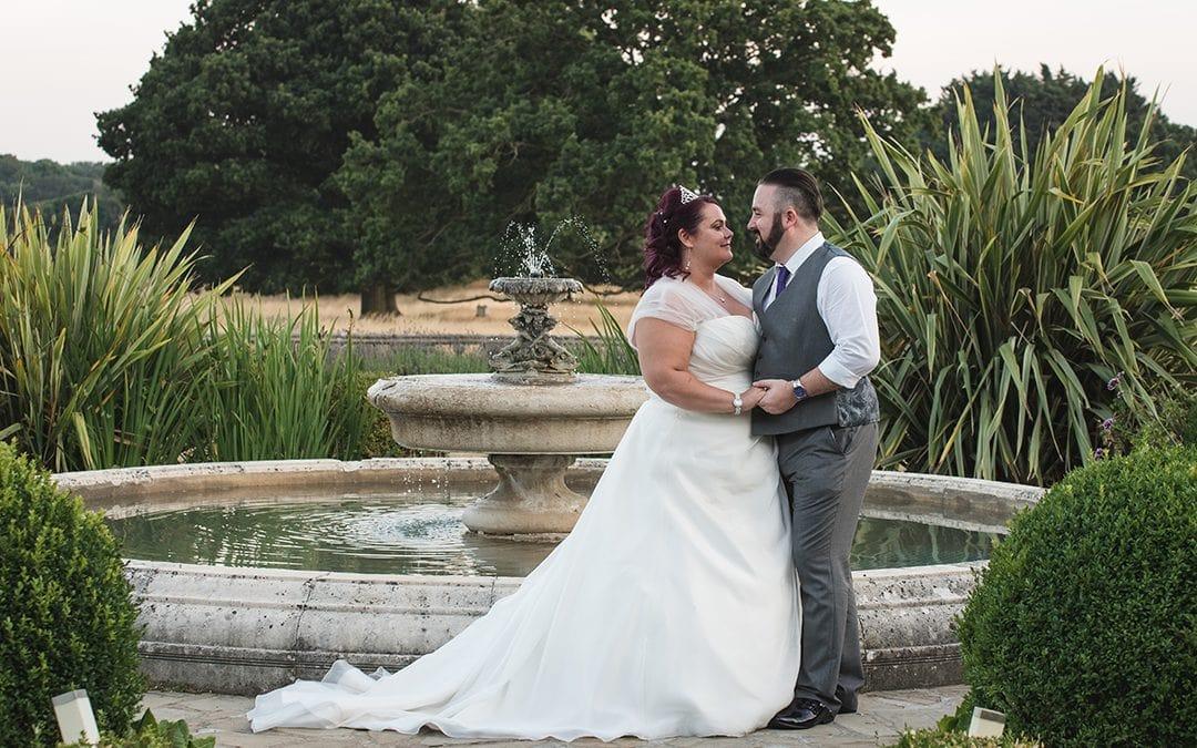 Parklands Quendon Hall Wedding Photography | Tina & Adam 26.7.18