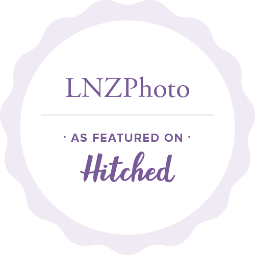 lnzphoto featured on hitched